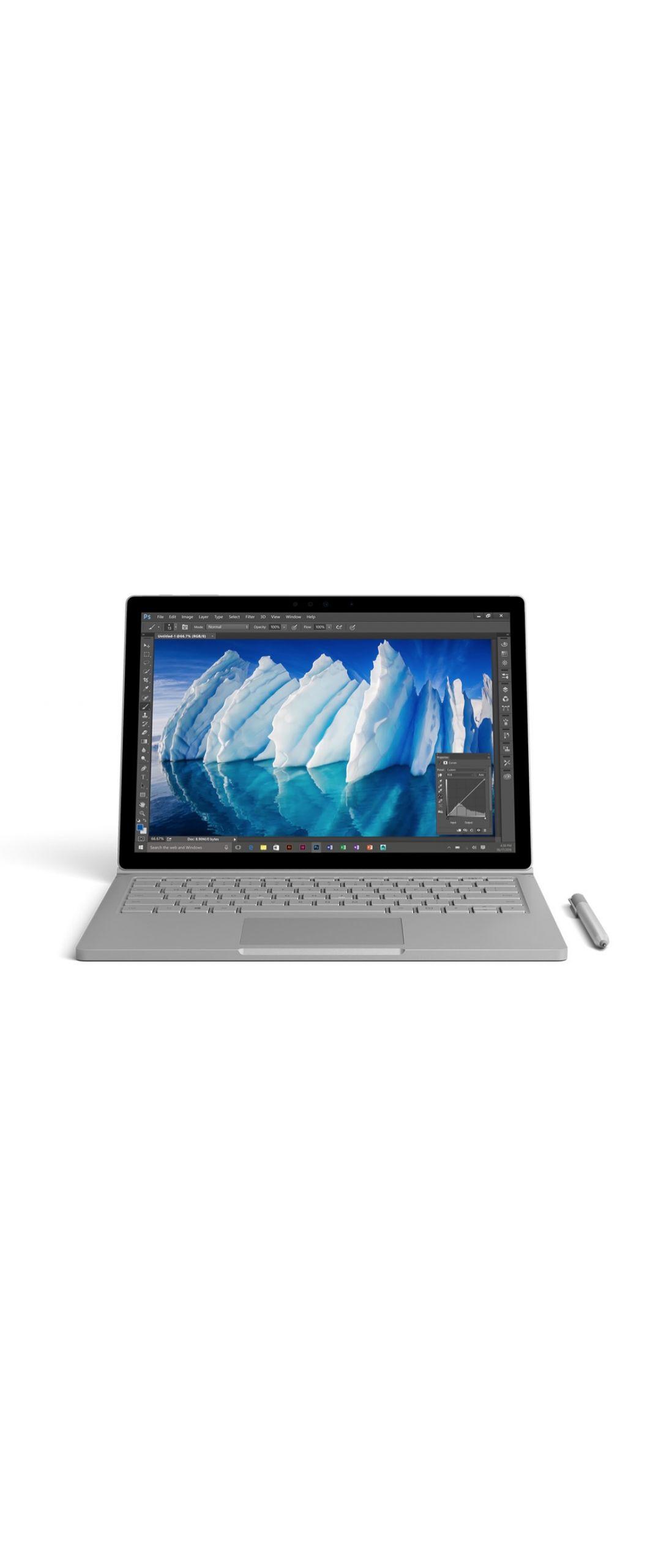 Microsoft presenta su nueva Surface Book i7 #MicrosoftEvent