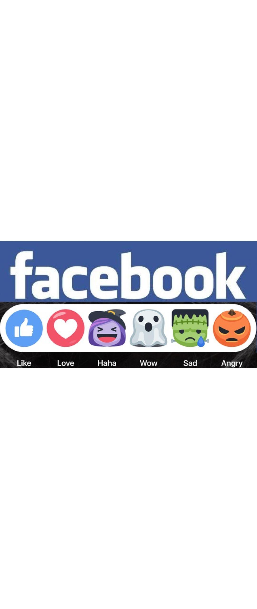 Facebook se une a las festividades de Halloween con filtros y reacciones