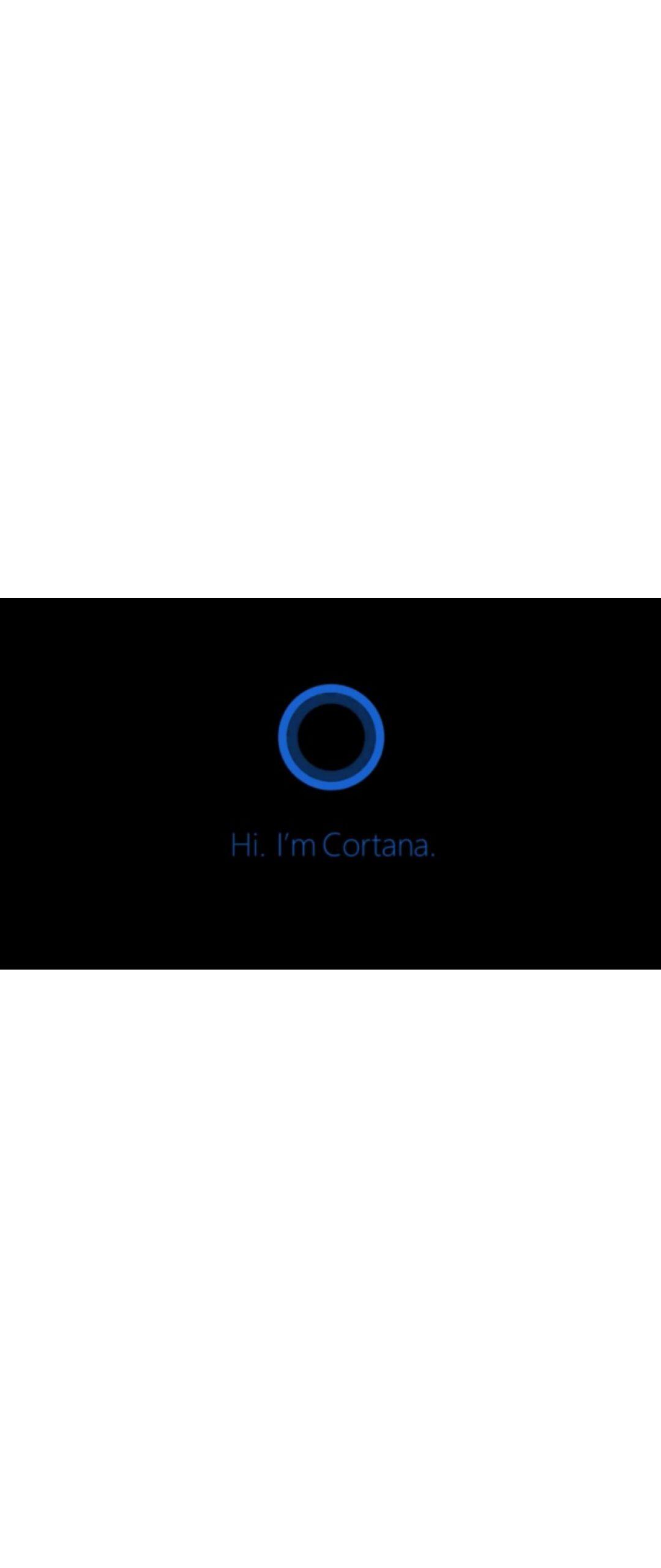 Pronto podrás usar Cortana desde la pantalla de bloqueo de Android