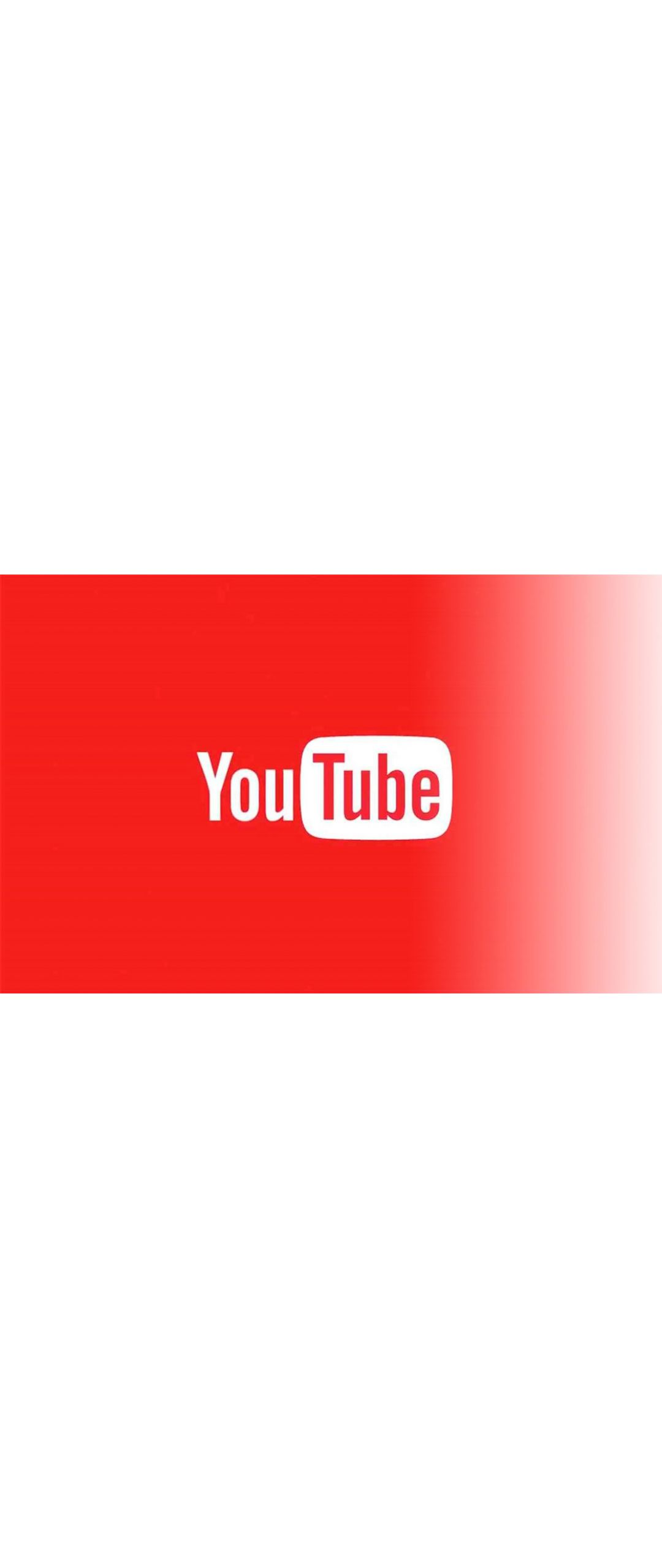 YouTube se adaptará al tamaño de los videos