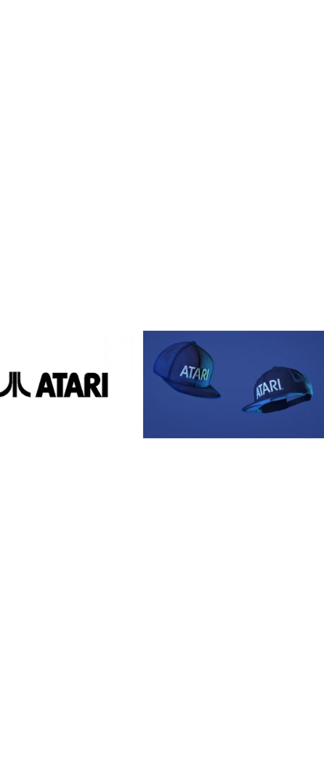 Atari presenta un producto millenial: Una gorra con parlantes