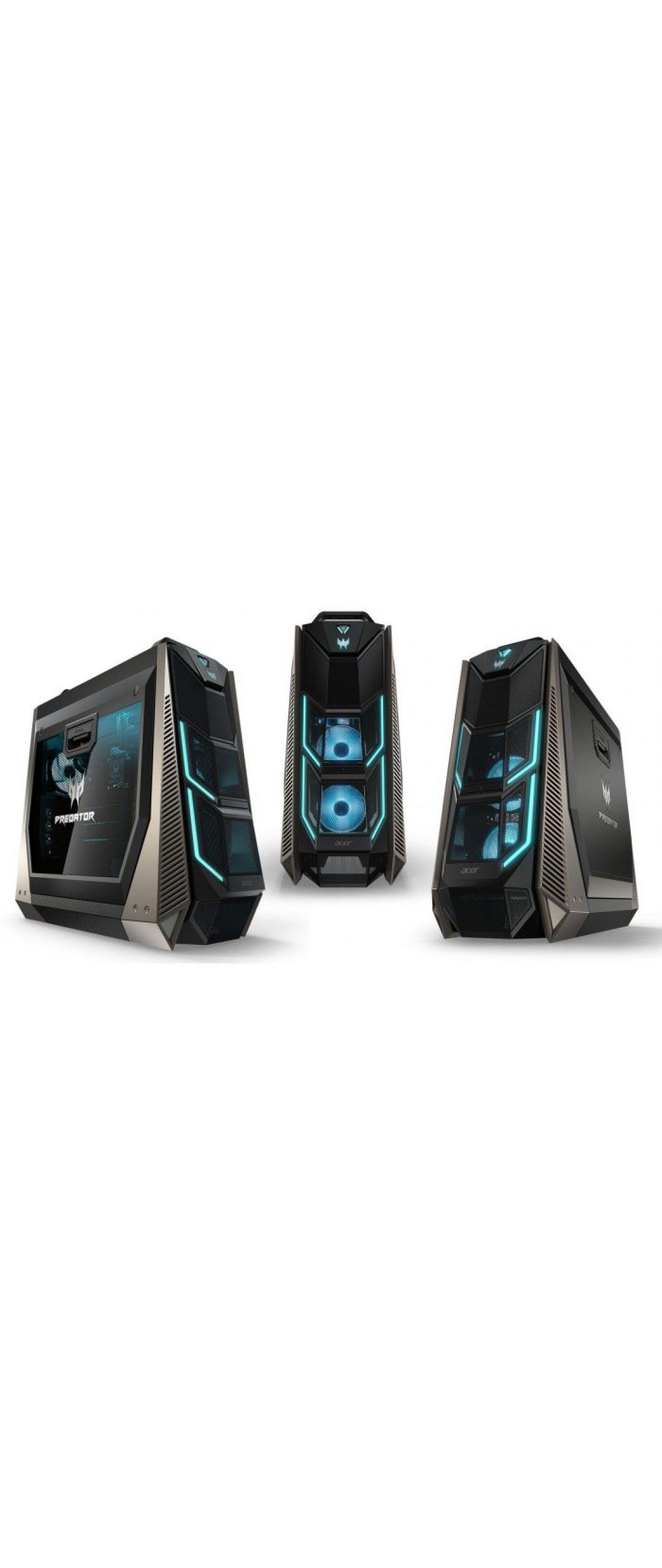 Acer lanzará un computador con el potente Core i9 Extreme Edition