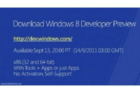 Ya se puede descargar la versión previa para desarrolladores de Windows 8 Articulos2_4307
