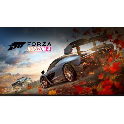 Ya está disponible la demo de Forza Horizon 4 en Xbox One y en PC