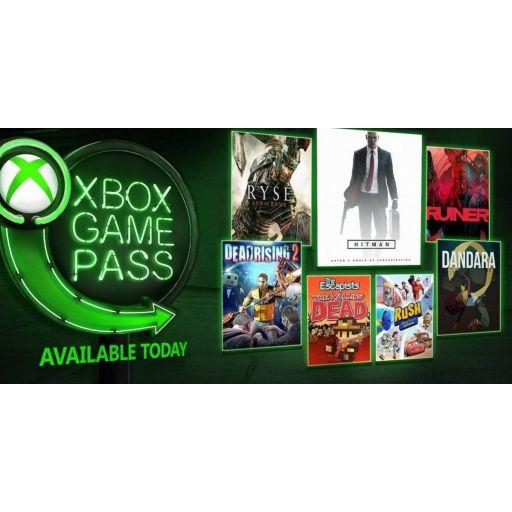 Xbox Game Pass agregará en agosto Hitman, Ryse: Son of Rome y más