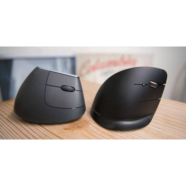 ¿Un mouse vertical? Logitech lanza un modelo que promete hacer tu vida digital más fácil