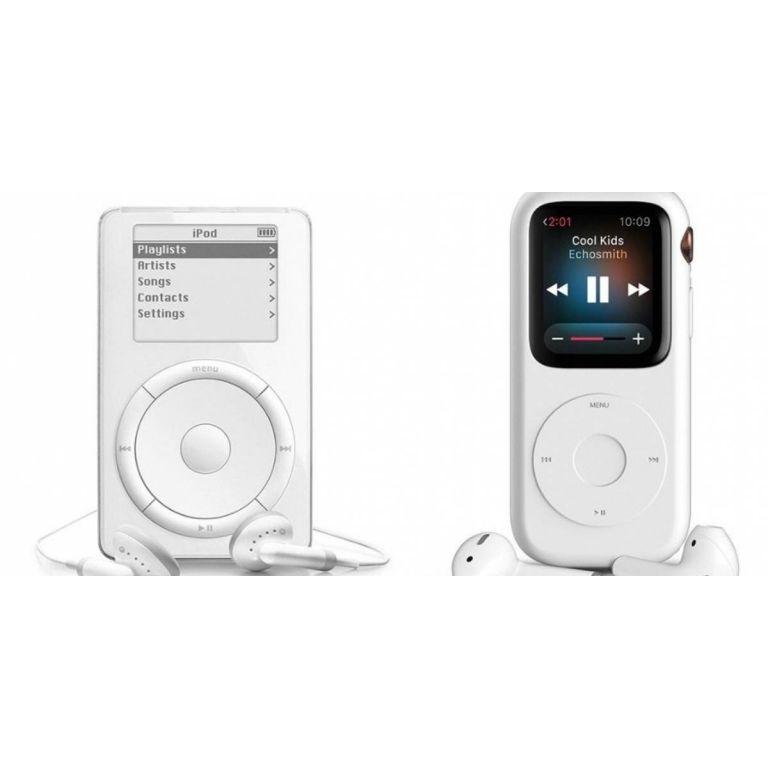 Esta carcasa convierte a tu Apple Watch en un iPod Nano