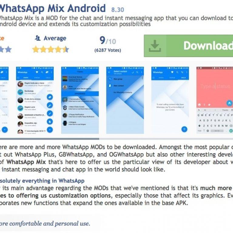 Mix WhatsApp: qué es esto y cómo deberías usarlo
