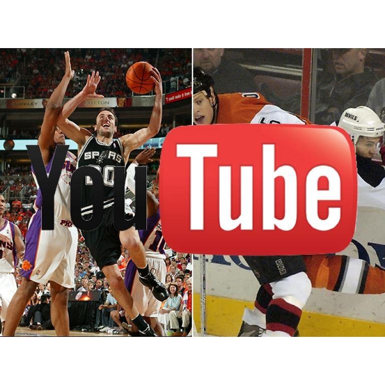 YouTube negocia con la NBA la transmisión de partidos en directo