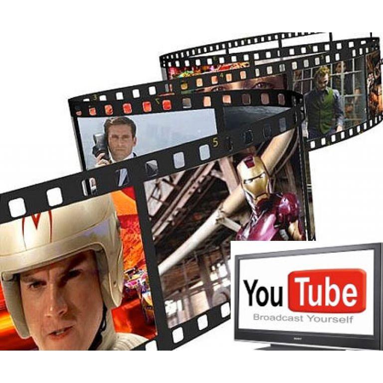 YouTube comenzará a ofrecer películas