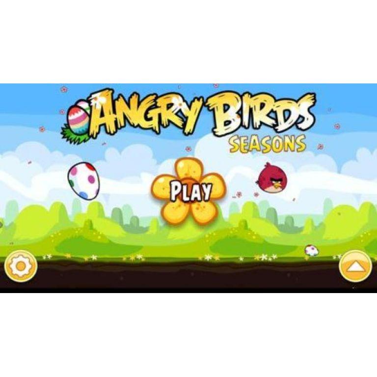 Angry Birds, disponible en el BlackBerry App World para PlayBook