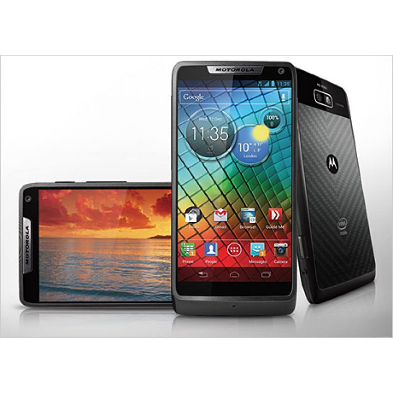 Motorola Razr i, el smartphone con cerebro de PC