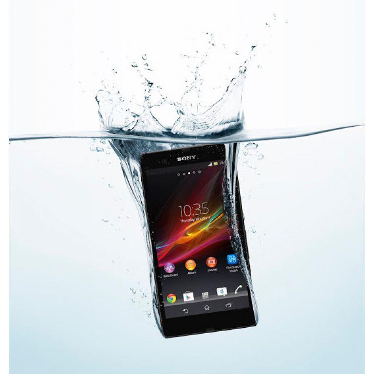 Sony presentó dos nuevos smartphones