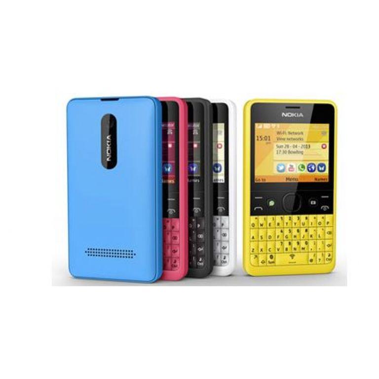 Nokia presentó el nuevo integrante de la línea Asha