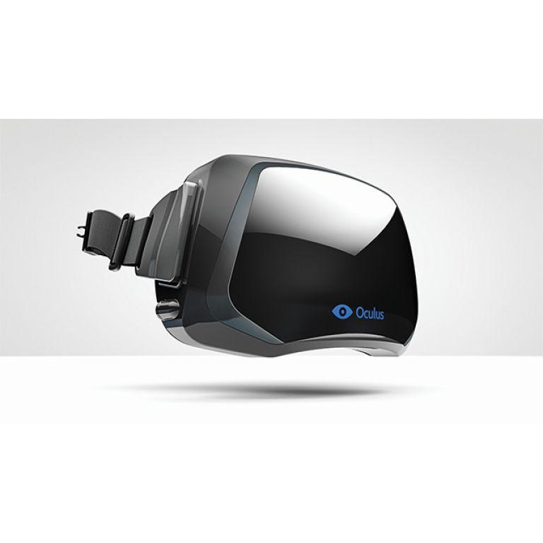 Oculus Rift el casco de realidad virtual
