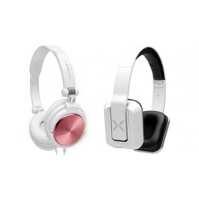 Los nuevos auriculares Noblex