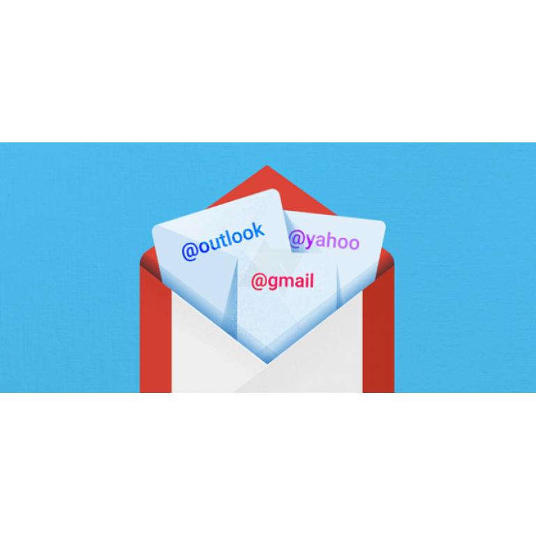 Gmail permitirá integrar Hotmail y Yahoo para Android