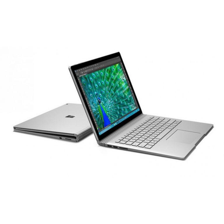 Esta es la nueva Microsoft Surface Book la laptop de 13 mas poderosa