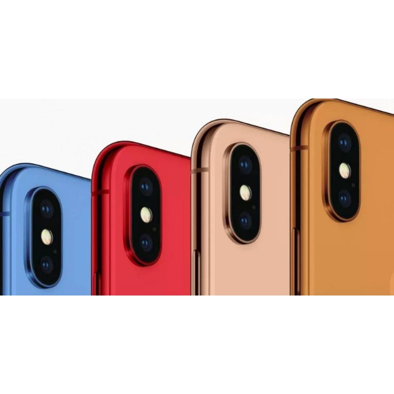 Habrán muchos colores nuevos de iPhone, según rumores