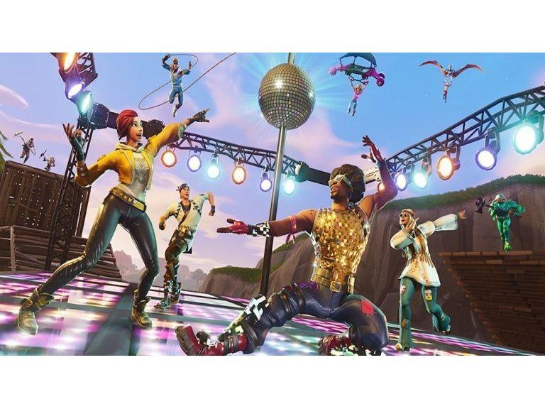 Disco Domination de Fortnite te pone a bailar para ganar