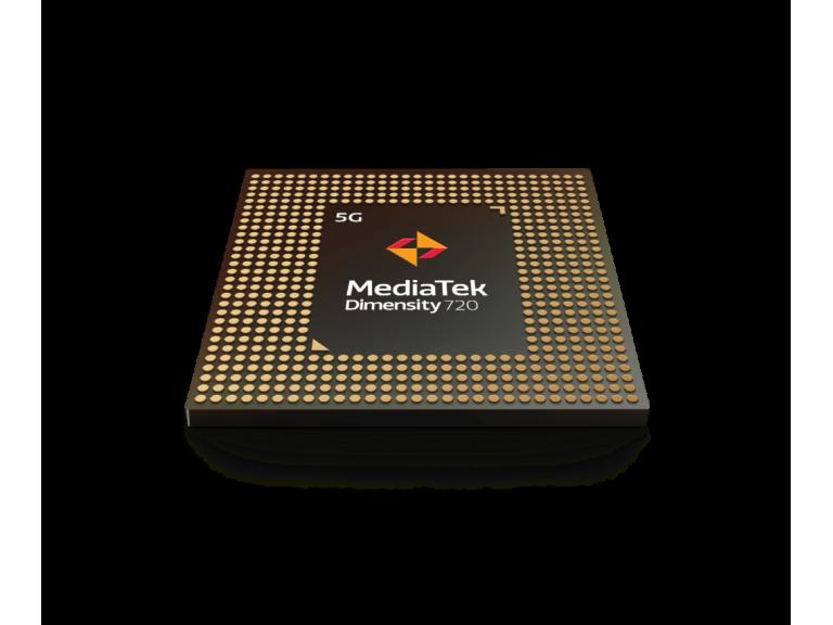 MediaTek lanza el Dimensity 720: un chipset 5G potente al alcance del bolsillo