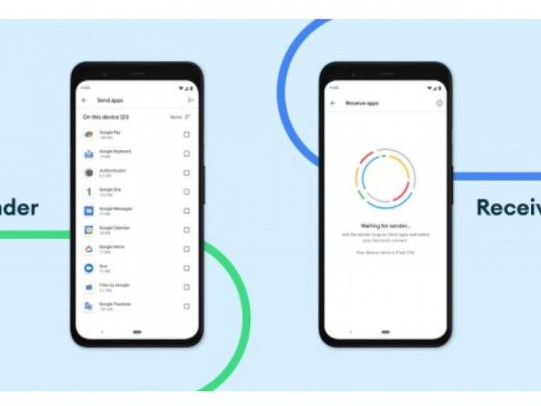 Ahora podrás compartir aplicaciones con Google Play sin usar WiFi ni datos