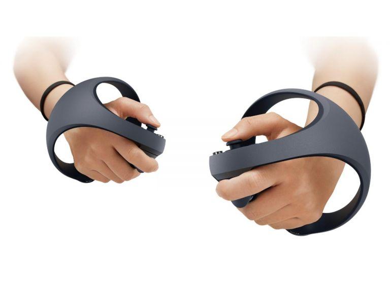 PlayStation 5 presenta sus nuevos controles para VR