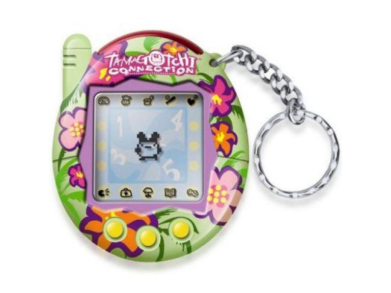 La mascota virtual Tamagotchi celebra sus 15 años