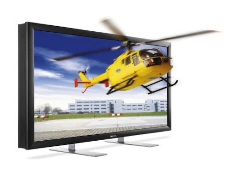 Salen a la venta los primeros televisores 3D en los EEUU.