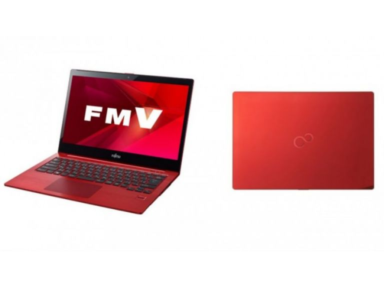 Fujitsu presenta portátil