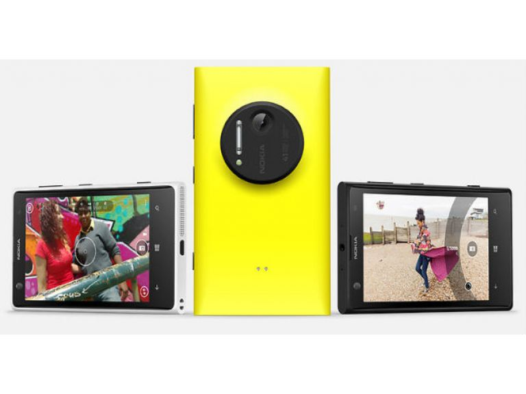 Nokia presentó un nuevo Lumia con una poderosa cámara