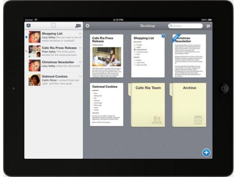 Ex ejecutivo de Facebook crea un procesador de textos llamado Quip