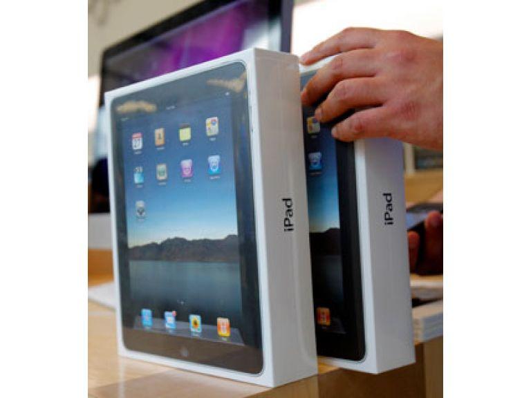Se vendieron más de 2 millones de iPad