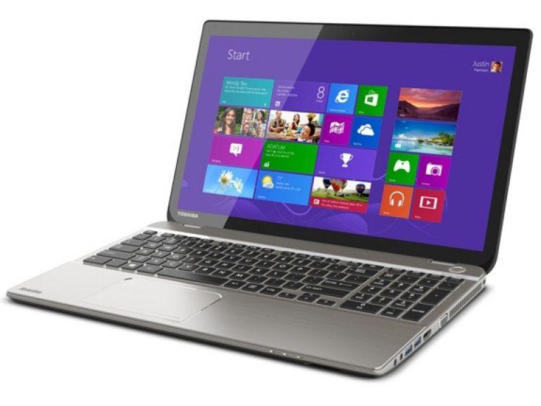 Laptop con pantalla 4K de Toshiba