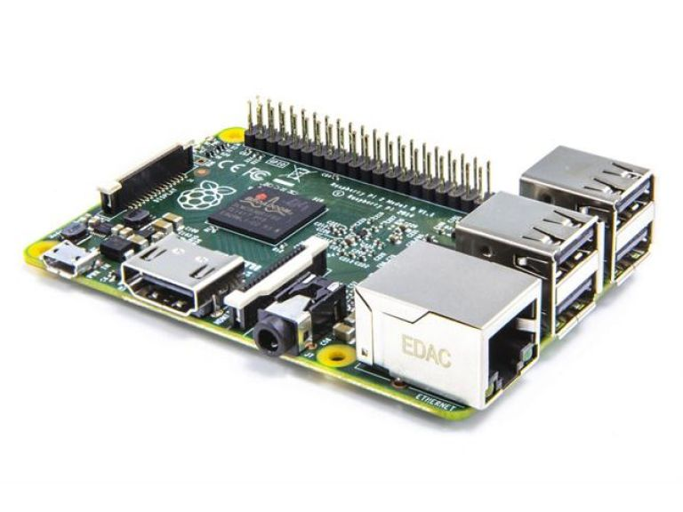 Nueva versión de Raspberry Pi