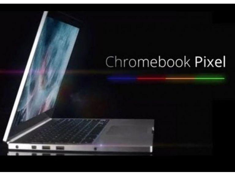 Chromebook Pixel, de Google