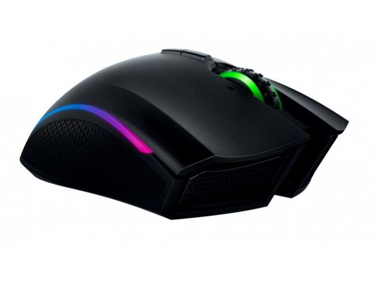 El mouse para juegos más avanzado del mundo