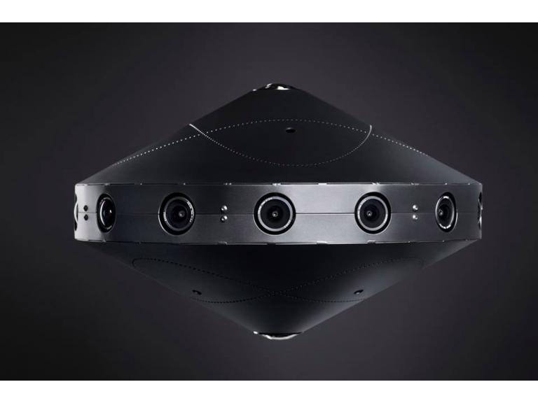 Facebook Surround 360 puede grabar video a 360 grados y es de código abierto