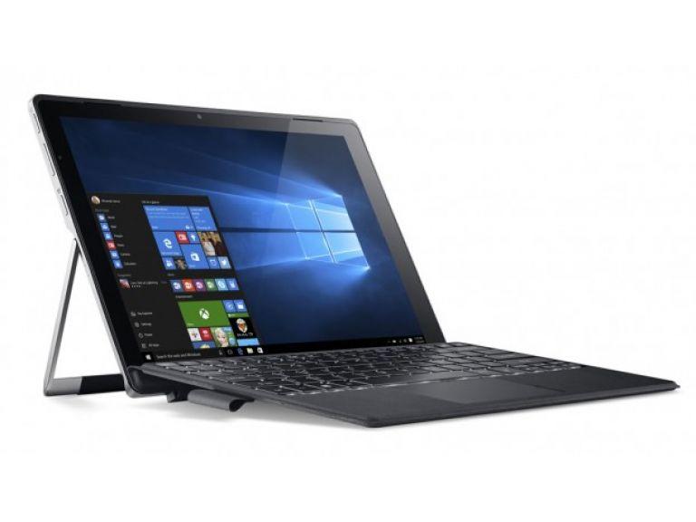Acer apuesta con la Switch Alpha 12, una 2 en 1 con refrigeración líquida