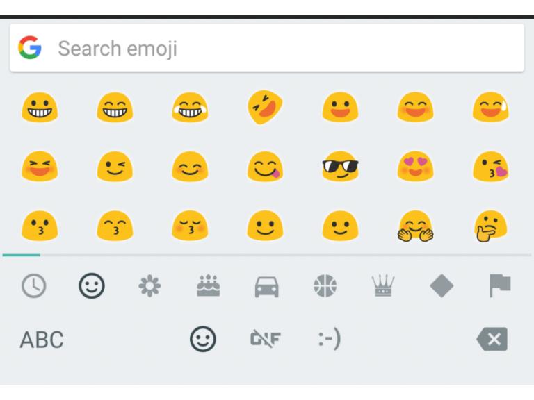 Google por fin se despide de sus emojis deformes