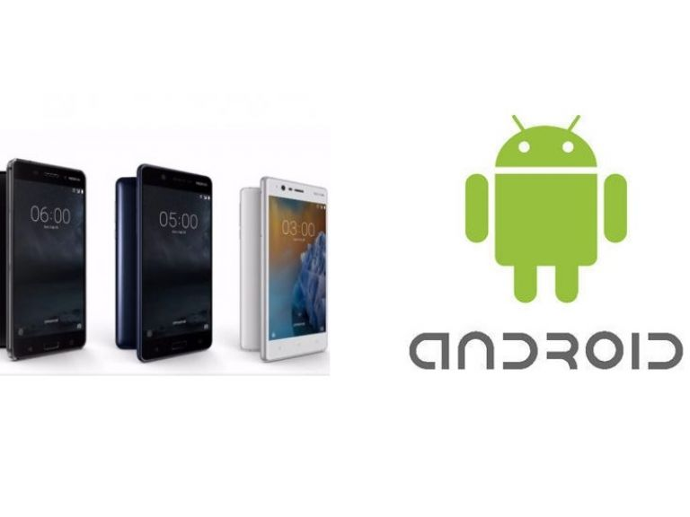 Nokia 3, 5 y 6 se actualizarían a Android 8.0 Oreo a finales de 2017