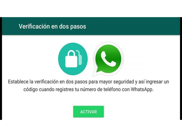 WhatsApp: ¿Qué es la verificación de dos pasos y cómo activarla?