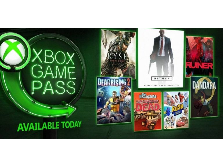 Xbox Game Pass agregará en agosto Hitman, Ryse: Son of Rome y más
