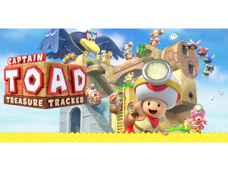 Captain Toad Treasure Tracker: Con el sello de calidad de Nintendo