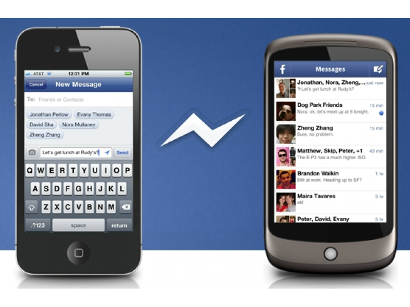 Facebook Messenger ya est� disponible