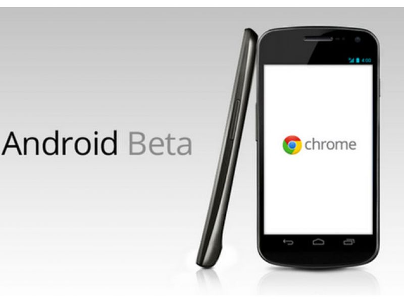 Chrome lleg� a celulares y tablets con Android.