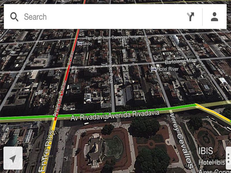 Google Maps volvi� al iPhone