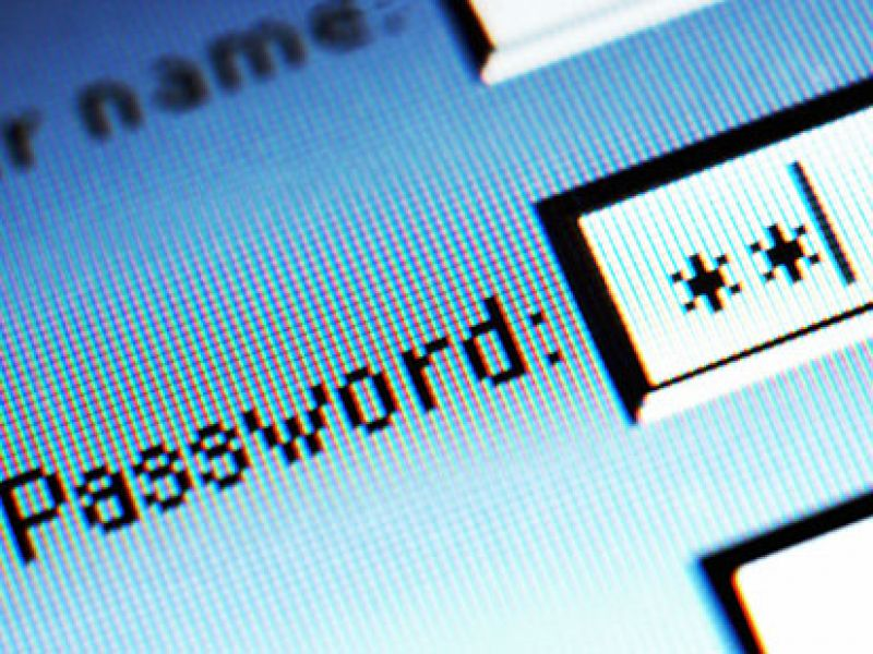 Los usuarios de internet necesitan 22 passwords