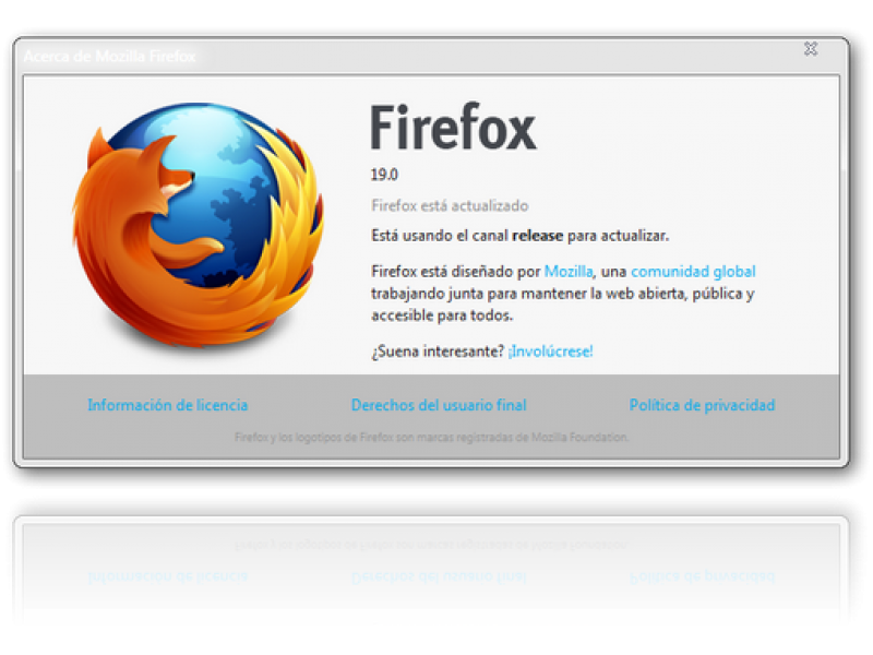 Firefox 19 integr un lector de PDF