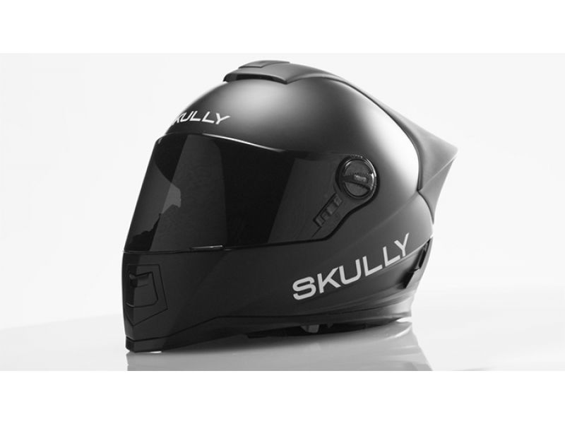 Skully AR-1, un casco para motos con Android